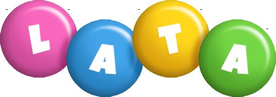 Lata candy logo