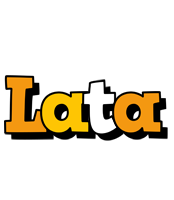Lata cartoon logo