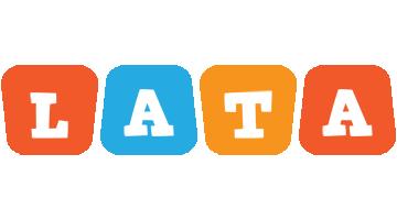 Lata comics logo