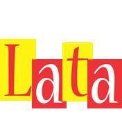 Lata errors logo