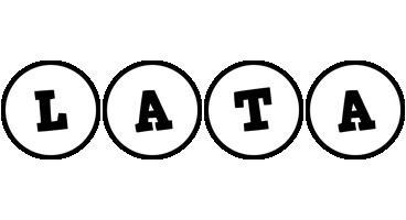 Lata handy logo