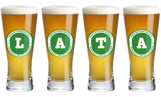 Lata lager logo