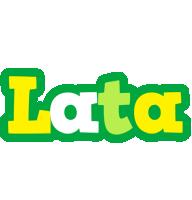 Lata soccer logo