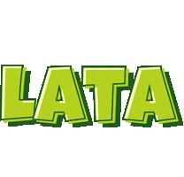 Lata summer logo
