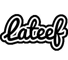 Lateef chess logo