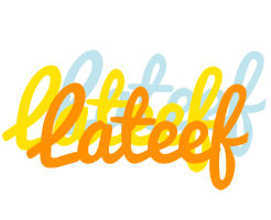 Lateef energy logo