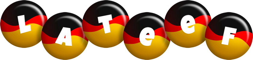 Lateef german logo