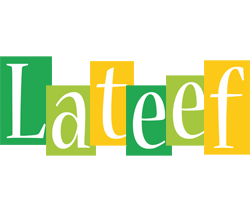 Lateef lemonade logo
