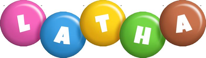 Latha candy logo