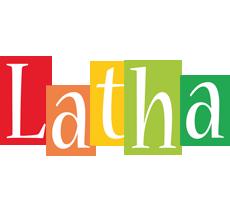 Latha colors logo