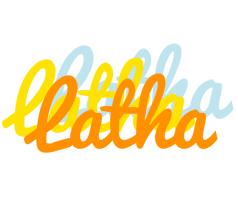 Latha energy logo