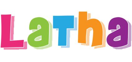 Latha friday logo