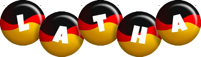 Latha german logo