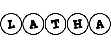 Latha handy logo