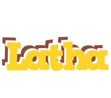 Latha hotcup logo