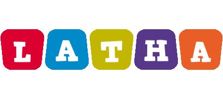 Latha kiddo logo