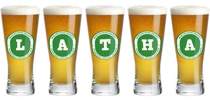 Latha lager logo