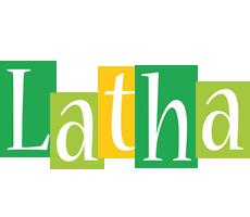 Latha lemonade logo