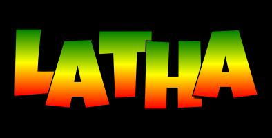 Latha mango logo