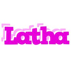 Latha rumba logo