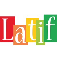 Latif colors logo