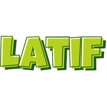 Latif summer logo