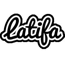 Latifa chess logo