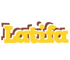 Latifa hotcup logo