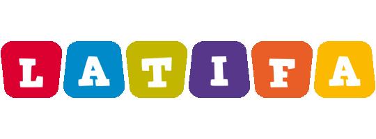 Latifa kiddo logo