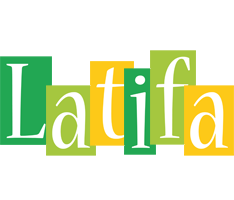 Latifa lemonade logo