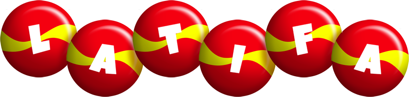 Latifa spain logo