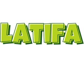 Latifa summer logo