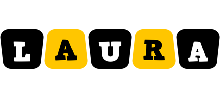 Laura boots logo