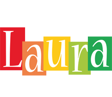 Laura colors logo