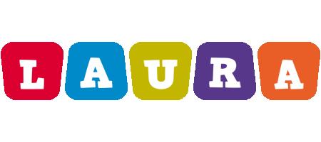 Laura daycare logo