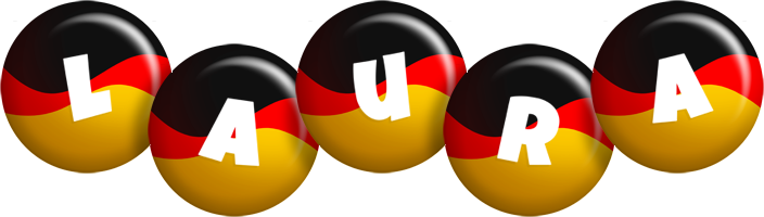 Laura german logo