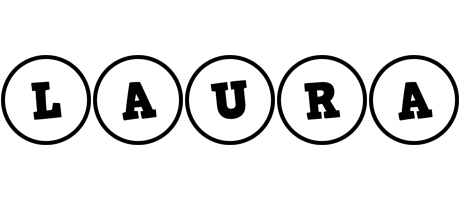 Laura handy logo
