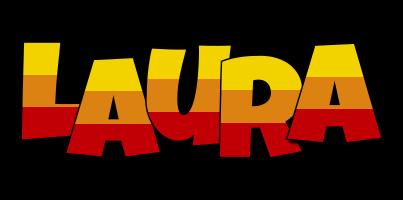 Laura jungle logo