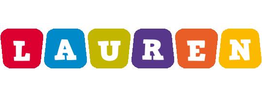 Lauren daycare logo