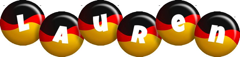 Lauren german logo
