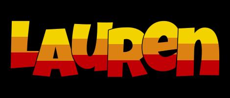 Lauren jungle logo