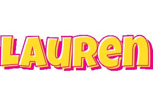 Lauren kaboom logo