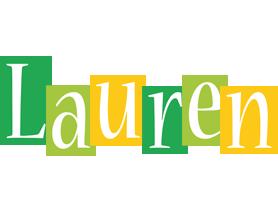 Lauren lemonade logo