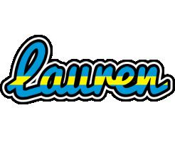 Lauren sweden logo