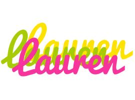 Lauren sweets logo