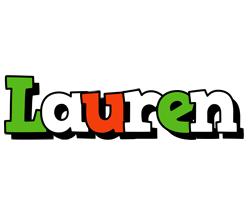 Lauren venezia logo