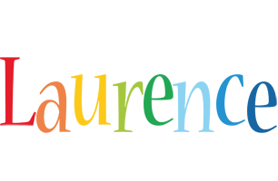 Laurence birthday logo