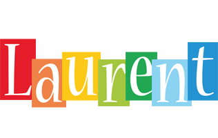 Laurent colors logo