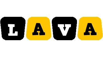 Lava boots logo