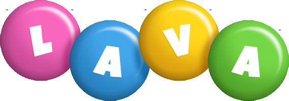 Lava candy logo